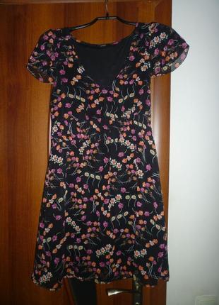 Легкое платье1 фото