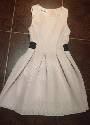 Платье неопреновое rinascimento (италия)