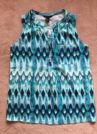Стильна блуза с-м як нова