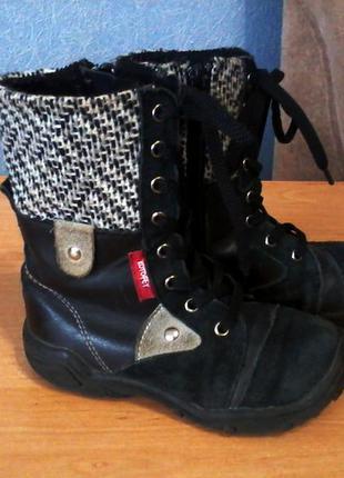 Ботинки kotofey р 25