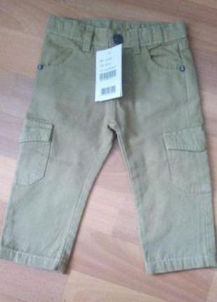 Брюки (джинсы) плотные детские girandola