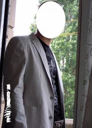 Мужские пиджаки zara