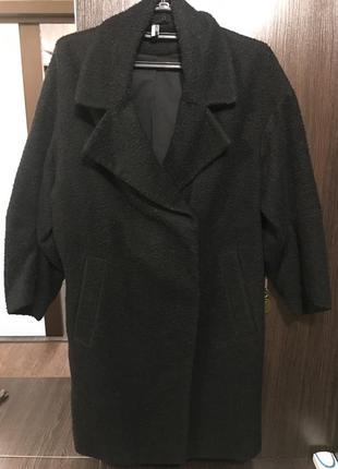 Пальто topshop oversize