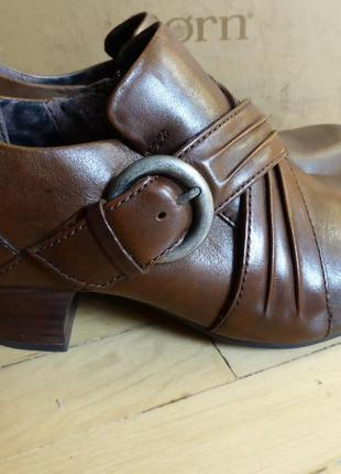 Новые кожаные ботиночки born, ручная работа!!! размер 8 амер., наш 38 - 38,5