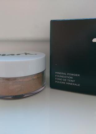 Пудра рассыпчатая минеральная для лица avon mark бежева эйвон