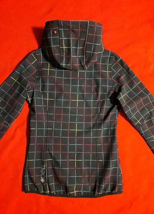 Демисезонная термо куртка ветровка на флисе o'neill