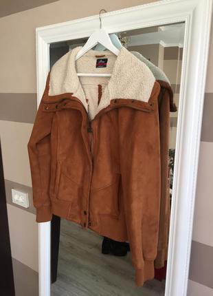 Утепленная куртка от house
