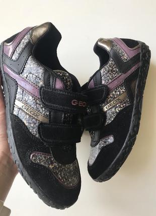Geox шкіряні черевички 36 р.