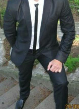 f53035358d9c Мужской костюм - пиджак и брюки, цена - 120 грн,  19373168, купить ...