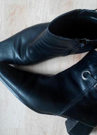 Ботинки натуральная кожа германия