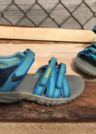 Teva детские сандали, босоножки летняя обувь,оригинал,ортопедическая