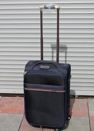 cdd26c8e Чемодан, валіза, самолетный чемодан, тканевый чемодан,стильный чемодан