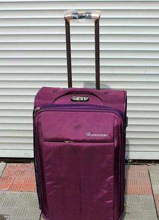 Чемодан, валіза, самолетный чемодан, тканевый чемодан,стильный чемодан