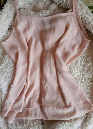 Ніжно рожева маєчка