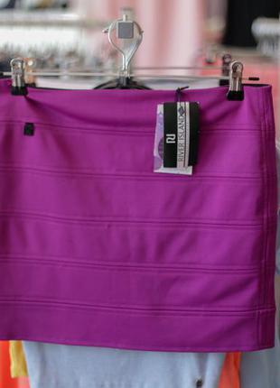 Большая расспродажа!!! красивая юбка цвета фуксии от river island