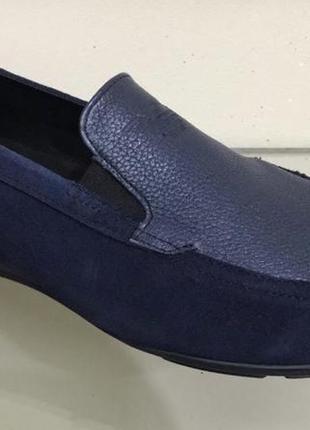 Туфлі чоловічі мокасини
