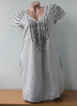 Платье из 100% льна phase eight