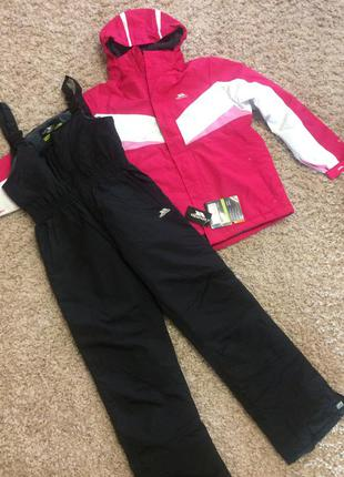 Trespass - качественный лыжный костюм