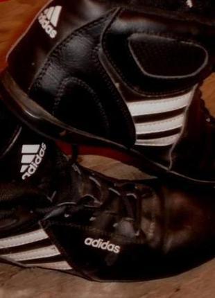 Сникерсы,кроссовки ,ботинки adidas.стелька-24,5см.