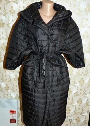 Фирменное весеннее пальто. италия. oversize.