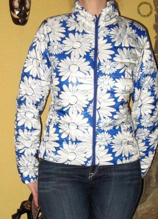 Легкие куртки desigual,раз 36, 38,40 на тоненьком синтепоне