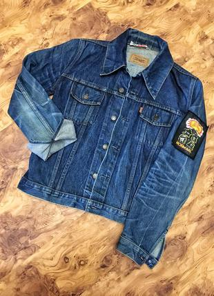 Винтажная куртка levis