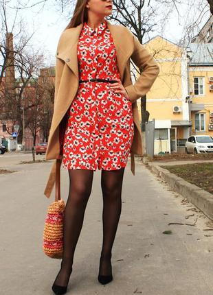 Яркое платье dorothy perkins