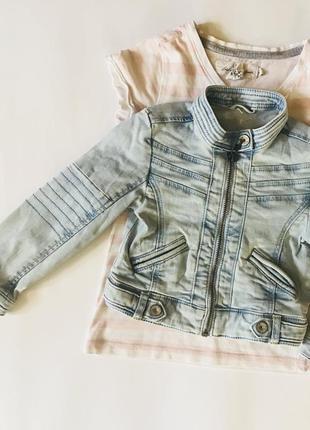Джинсовая куртка palomino