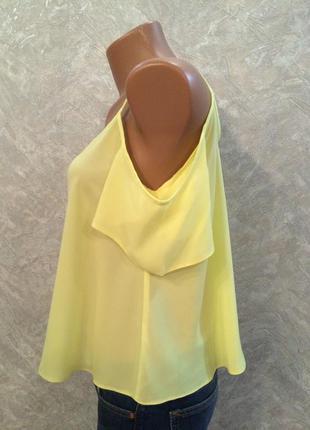 Блуза трапеция  с открытыми плечами atmosphere3