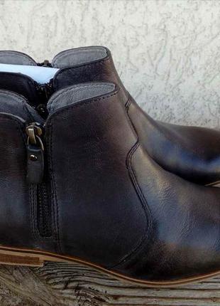 Ботинки pier one англия кожа 37 и 39р