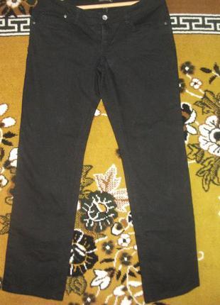 Джинсы черные lily esmara