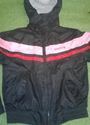 Классная курточка на девочку 11-12лет