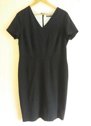 Супер платье миди 50 размера