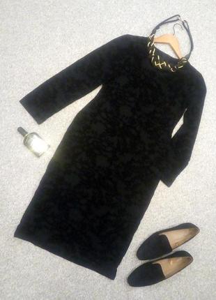 H&m платье миди 38 размер