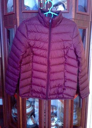 Легкий пуховик куртка пуховичок