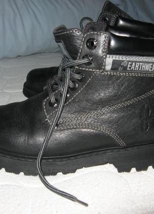 Ботинки earthworks оригинал кожа, цена - 600 грн,  11698654, купить ... d06783623b9