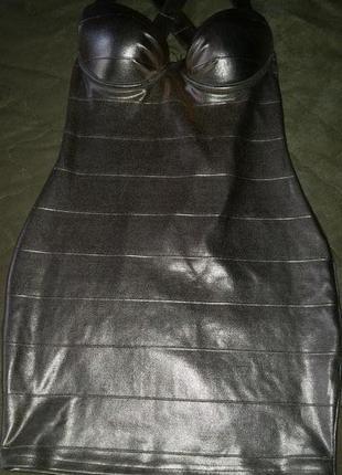Вечернее нарядное платье-сэкси!