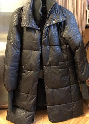 Тёплая куртка ostin