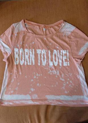 Майка born to love