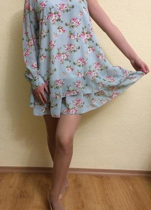 Нежное платье rare