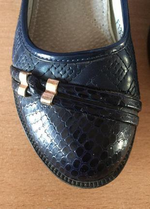 Туфли для девочки2