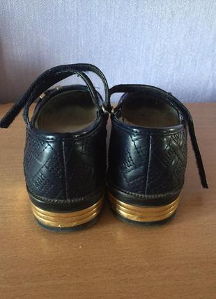 Туфли для девочки3