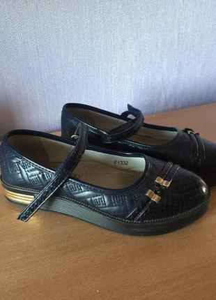 Туфли для девочки4