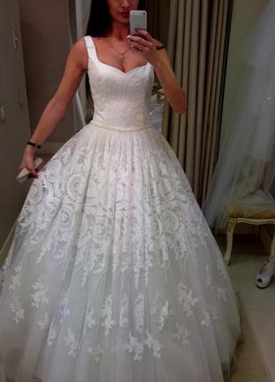 Свадебное платье оксани мухи arabesque оригинал Оксана Муха db65669309bf6