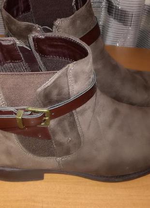 Ботинки челси тм cotton