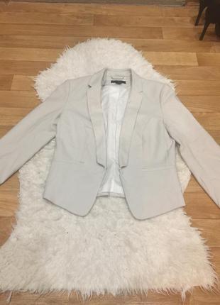 Шикарный жакет пиджак h&m