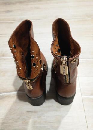 Классные ботинки t.taccardi