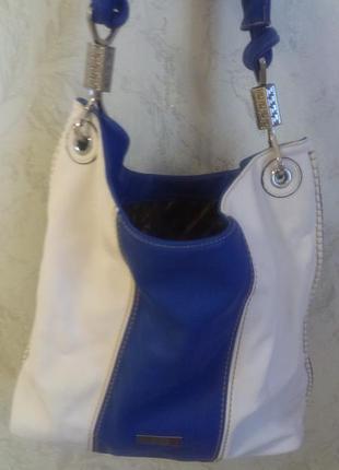 Классная летняя сумка шоппер