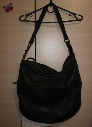 Шкіряна сумка levis
