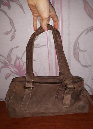 Стильная сумка ecco